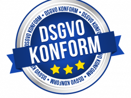 DSGVO konform USB Stick web