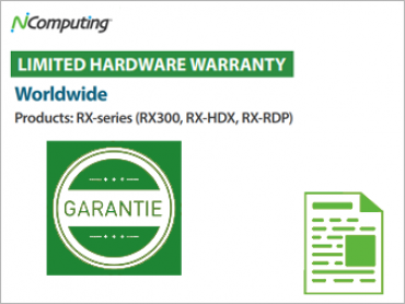 NComputing Download Garantie