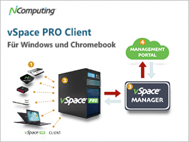 NComputing vSpace PRO Client