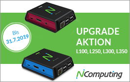 News NComputing Upgrade Aktion 266 x 168